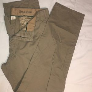 Gap khaki men pants